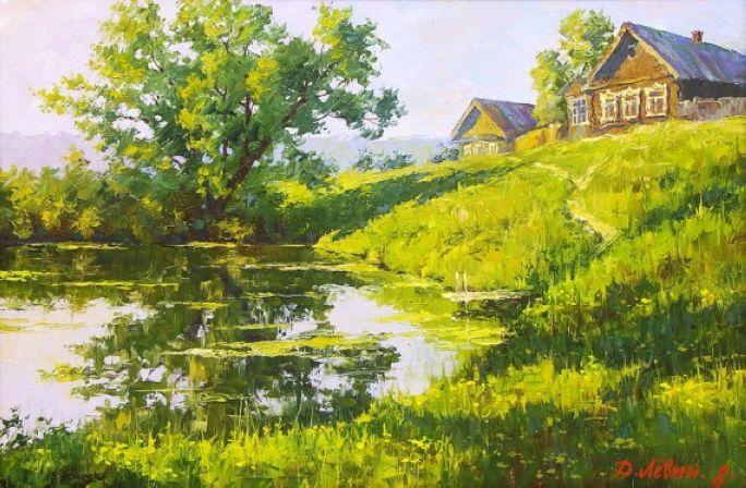 Realistic Oil Paintings