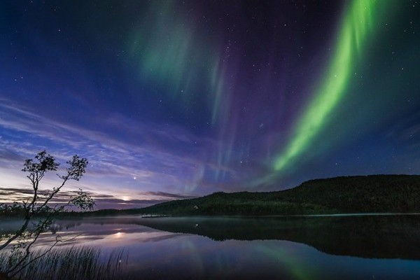 Auroral Photography by Tommy Richardsen
