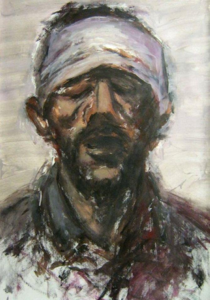 Incredible Paintings of Masri Hayssam