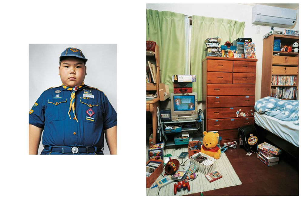 10-year-old Ryuta is a champion sumo-wrestler living in Tokyo with his family