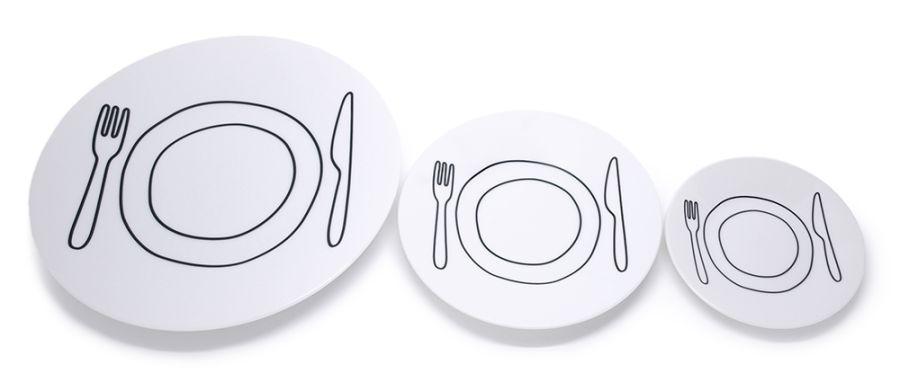10_Plate-Plate_white-set