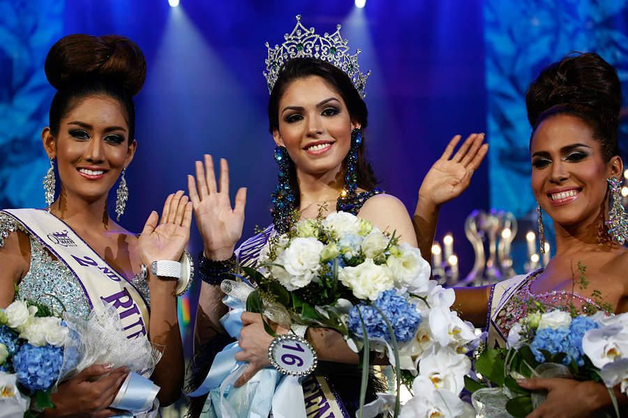 Beauty Contest Among Transgender in Thailand