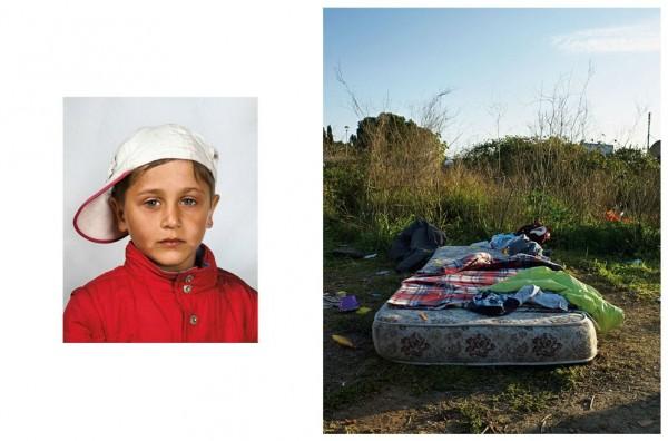 4-year-old Romanian boy