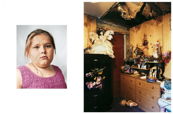 Alyssa lives in a small wooden house with her family in Appalachia