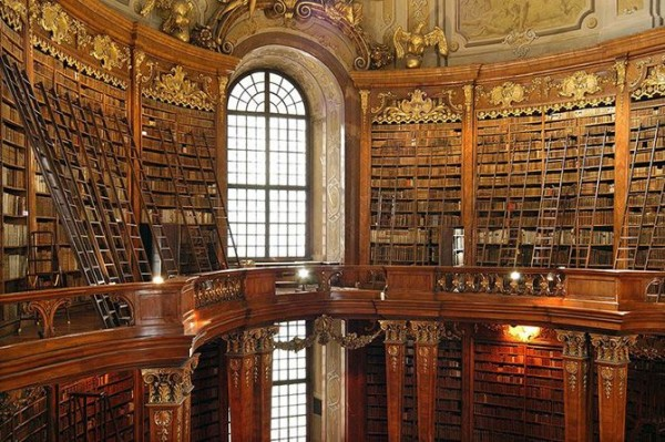 Austrian National Library in Vienna 2