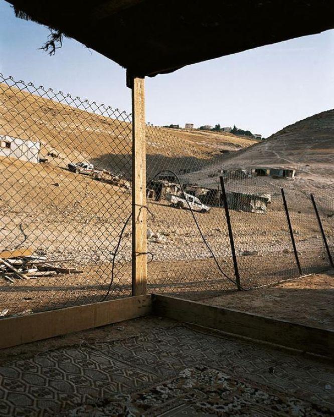 Bilal, 6, Wadi Abu Hindi, The West Bank