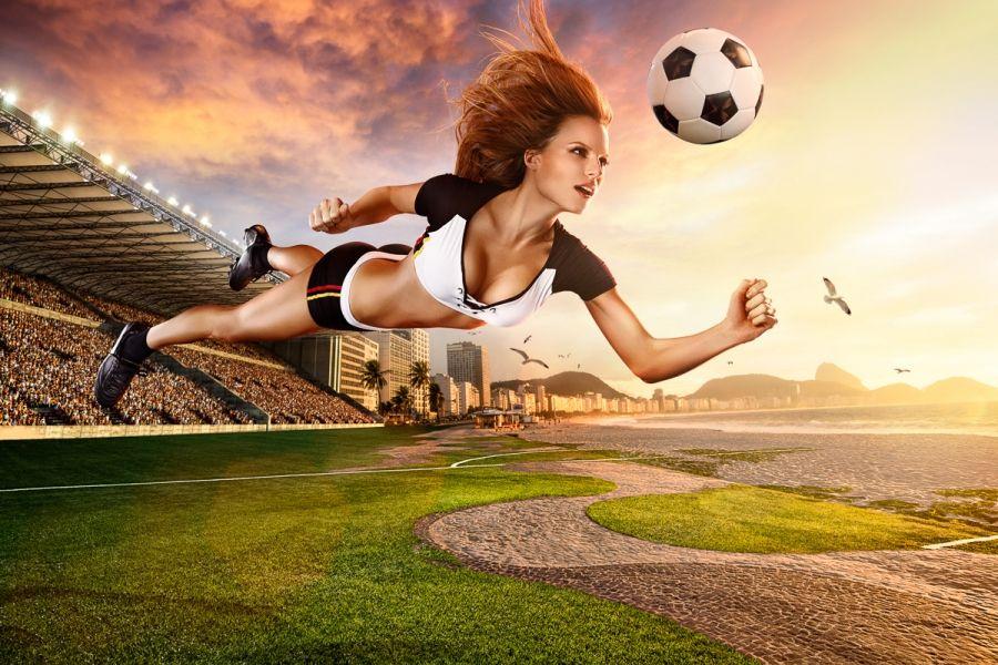 Ideal Football Players - 2014 World Cup Calendar