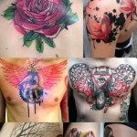 13 Excellent Fashionable Tattoos from Modern Masters