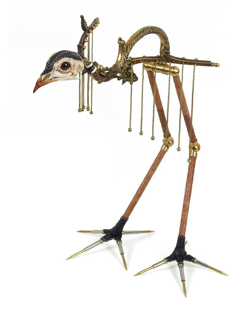 Most Creative Recycled Sculptures of Jessica Joslin