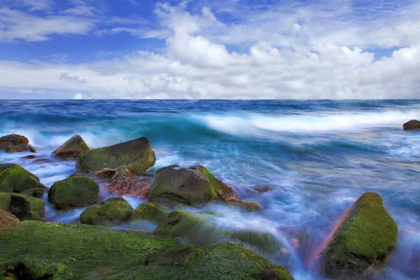 Soft Wave by AlMuhammady Photography