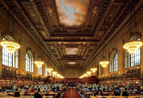 The New York Public Library, USA