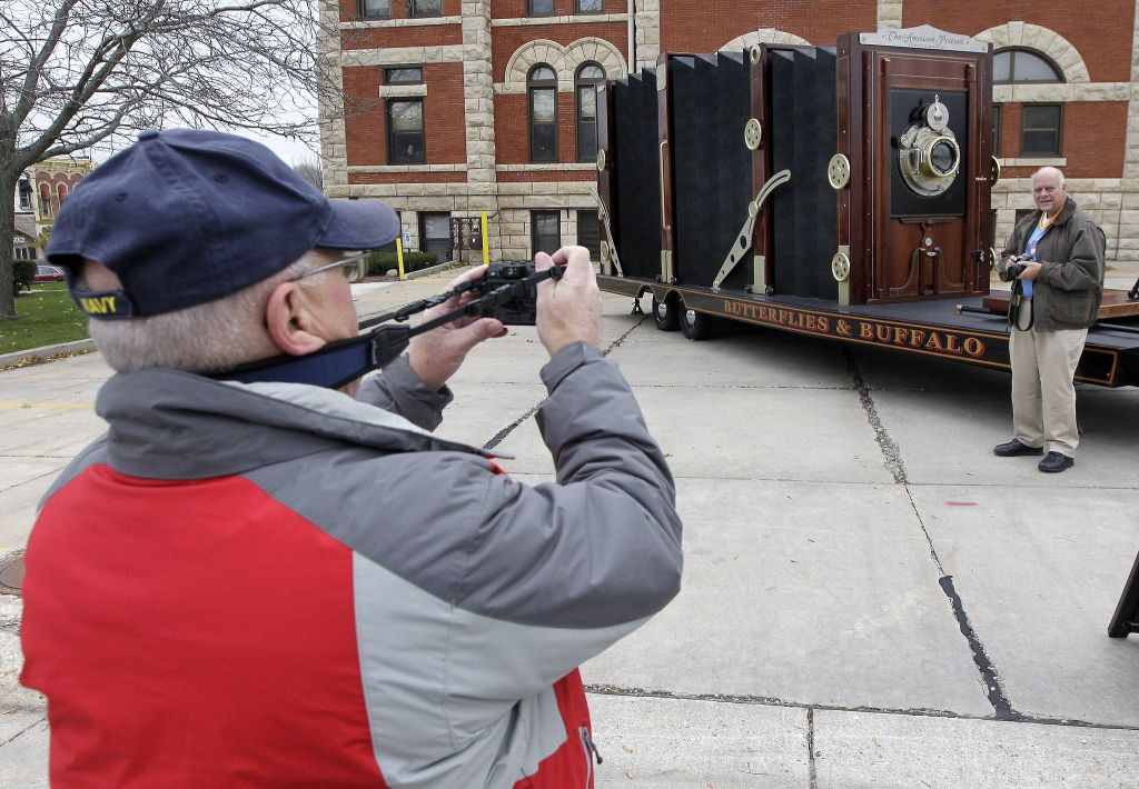 The World's Largest Film Camera