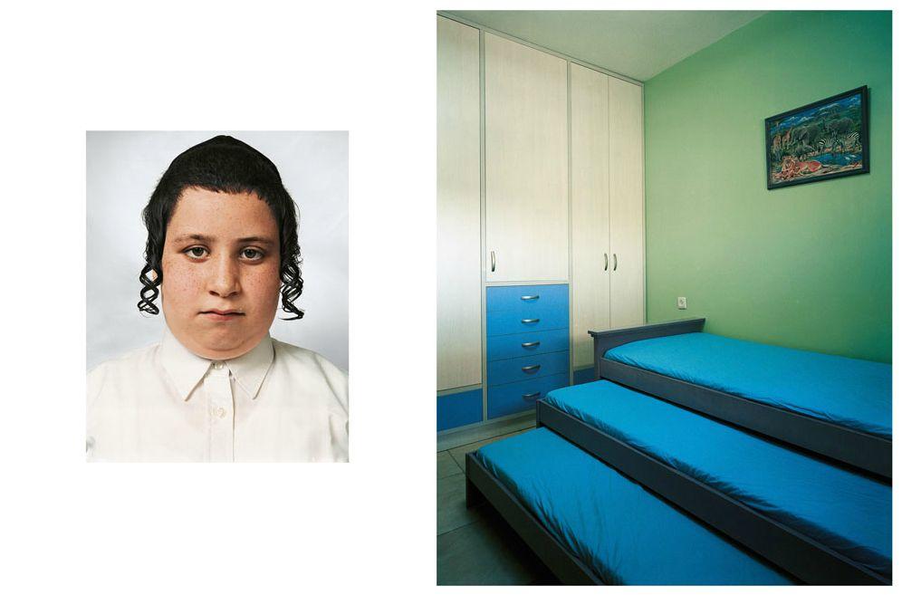Tzvika, 9, Beitar Illit, The West Bank
