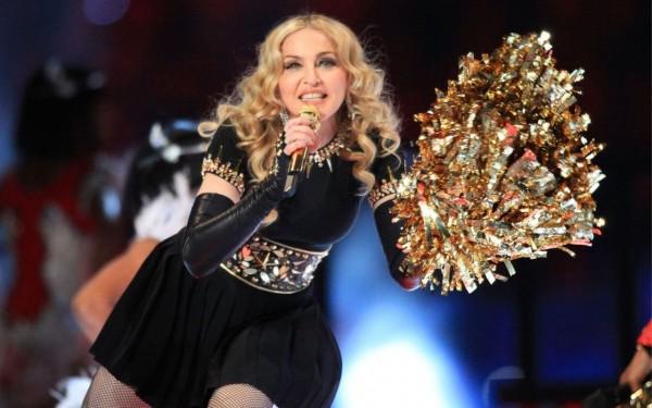 1. Madonna - $ 125 million