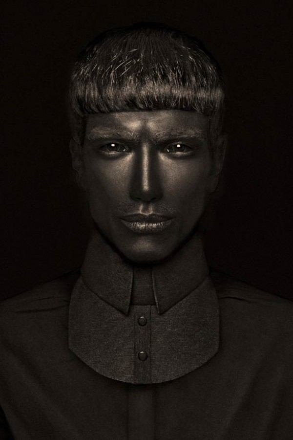 Bronze Portraits by Lionel Arnaud