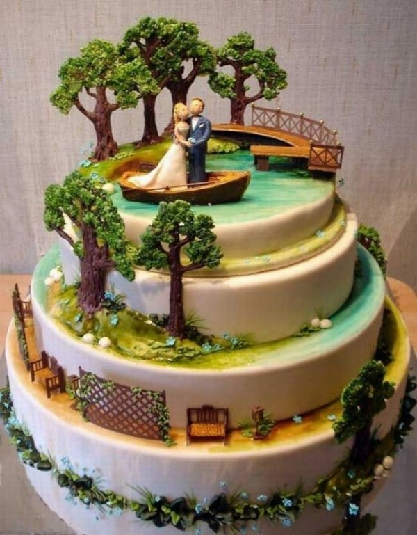 Food Art: Exclusive Cakes by Jeanne Zubov