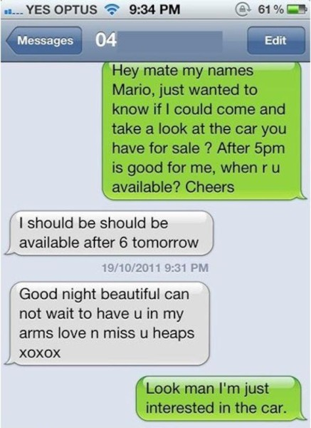 Hilariously Funny Wrong Number Texts Ever