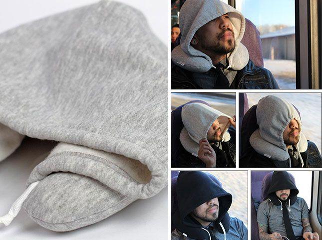 Hood for the traveler