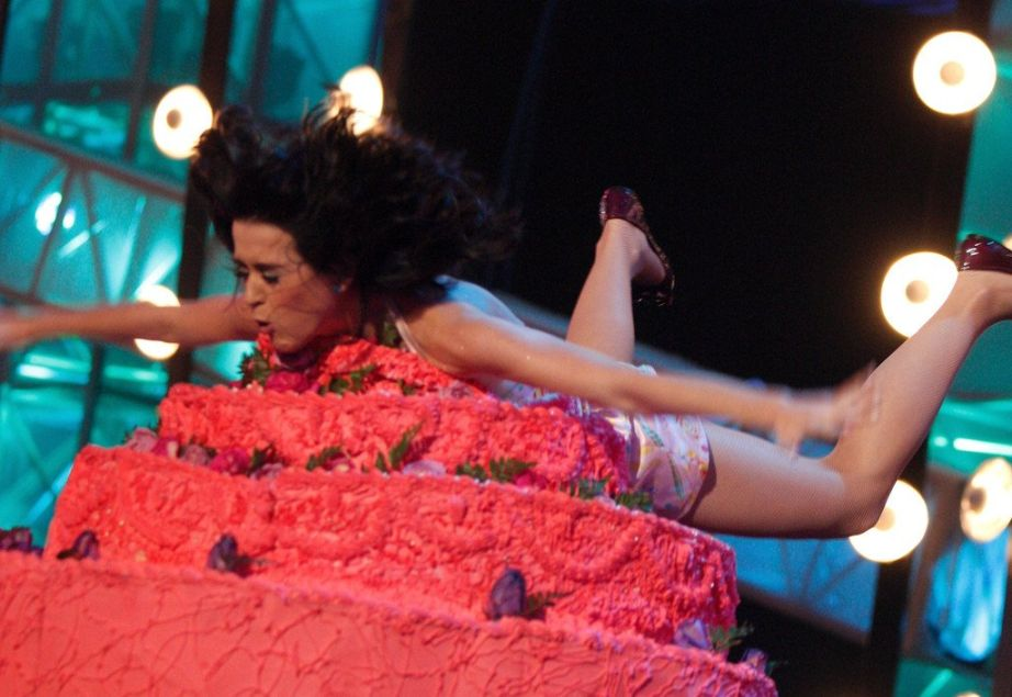 Katy Perry is not a cake
