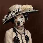 Awesome Portraits of Dogs as 'Downton Abbey' Characters