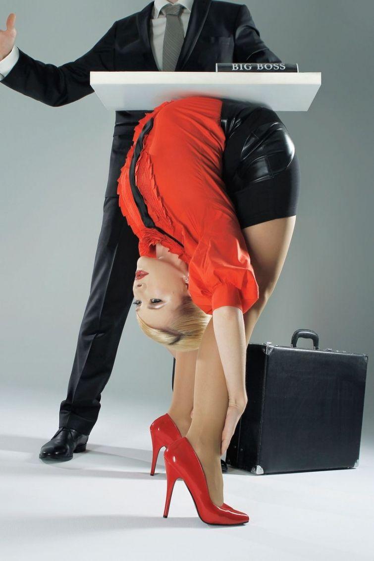 World's Most Flexible Girl