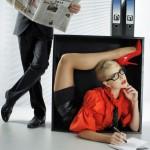 Julia Gunthel: World's Most Flexible Secretary