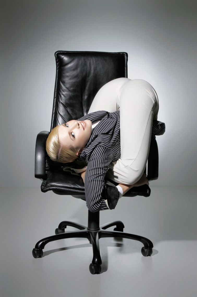 The Most Flexible Office Secretary in the world