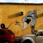 Absolutely Romantic Street Art by Alex Senna
