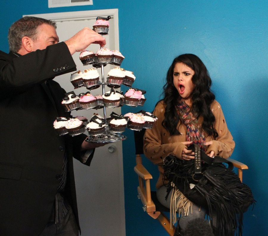 Selena Gomez and the amount of surprise