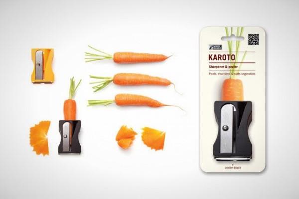 Sharpener for vegetables