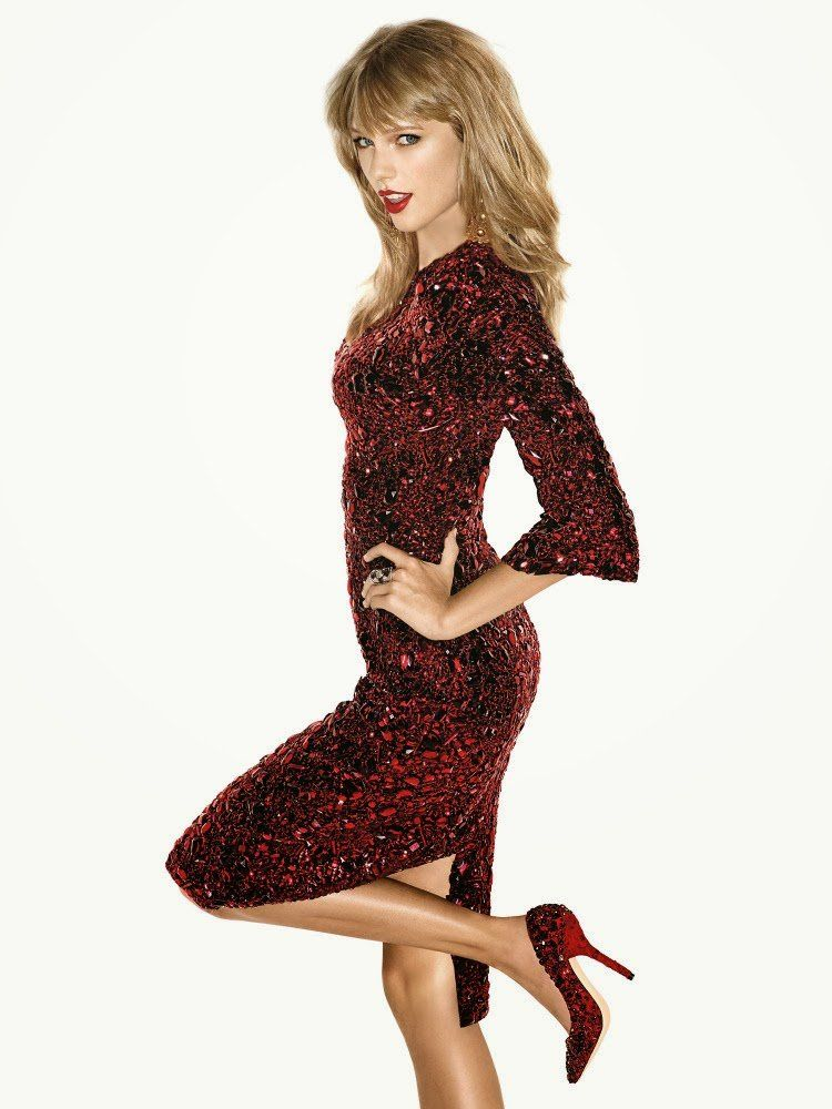 Taylor Swift Gorgeous Photoshoot For Instyle Magazine