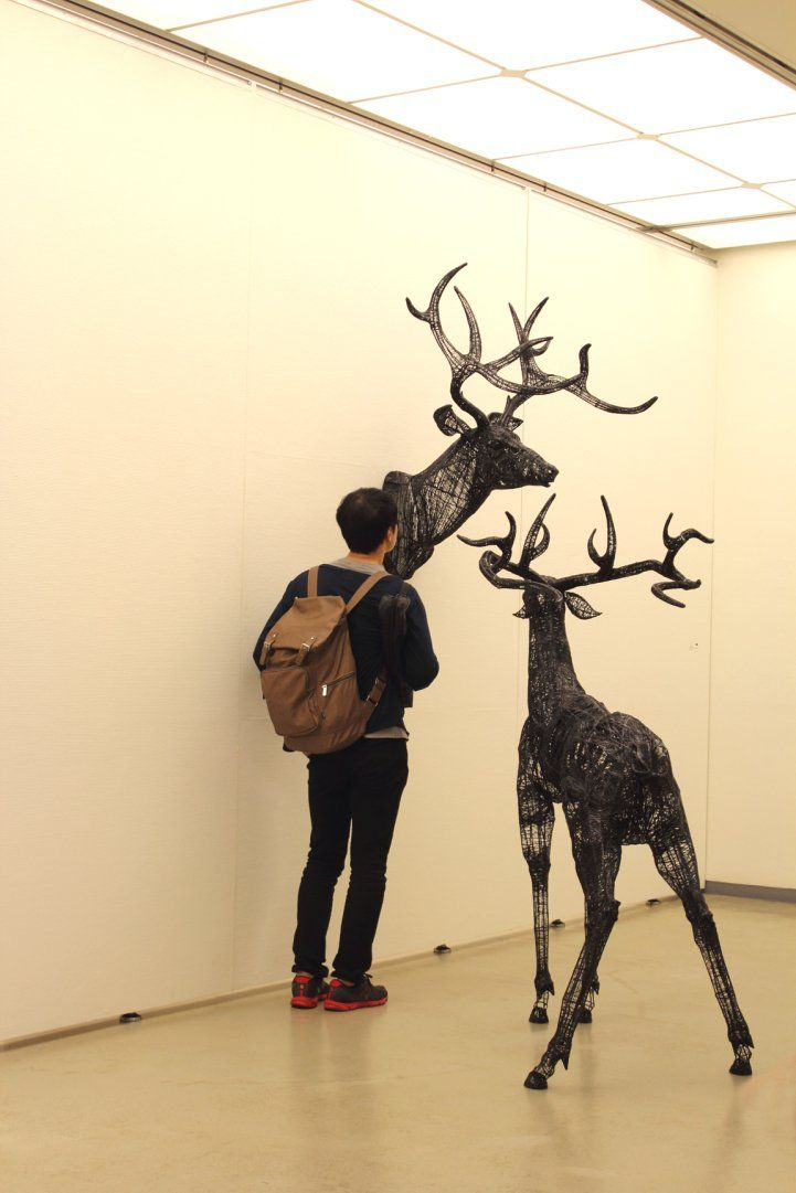Incredible Wire Sculptures