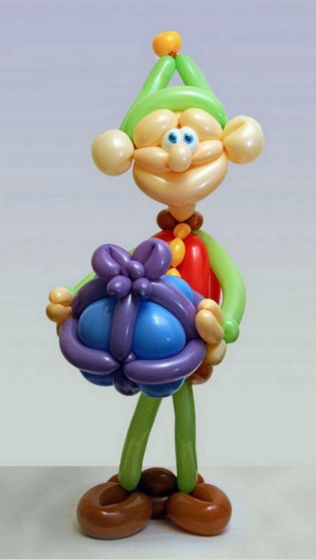 Amazing Balloon Art of Rob Driscoll