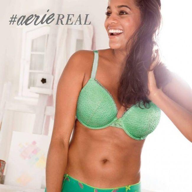Underwear Advertisement without Photoshop