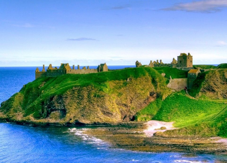 Dunnottar Castle - the Most Impregnable Fortress of Scotland