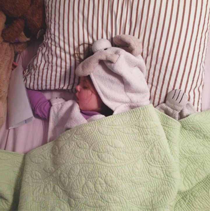 Recipe for a Quick Sleep