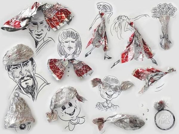 Creative Drawings by Victor Nunes