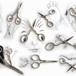 Imaginative Faces: Creative Drawings by Victor Nunes