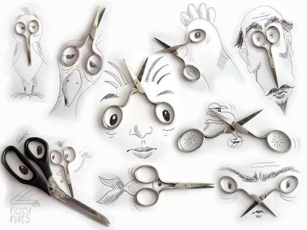 Imaginative Faces