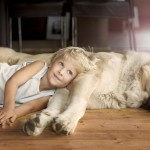Mother Photographs Her Kids and Farm Animals in Beautiful Russian Countryside