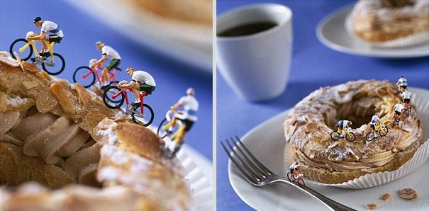 Life in the Food: Photo Project MINIMIAM by Akiko Ida and Pierre Javelle