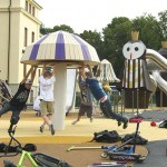Funny and Imaginative Playground Designs by Monstrum