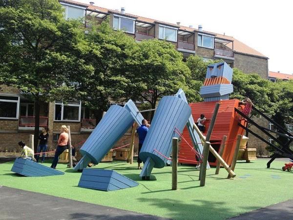 Funny Playground Designs by Monstrum