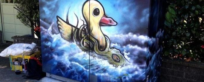 Street Art by Paul Walsh