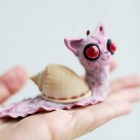 Creepy Stuffed Creatures by Anna