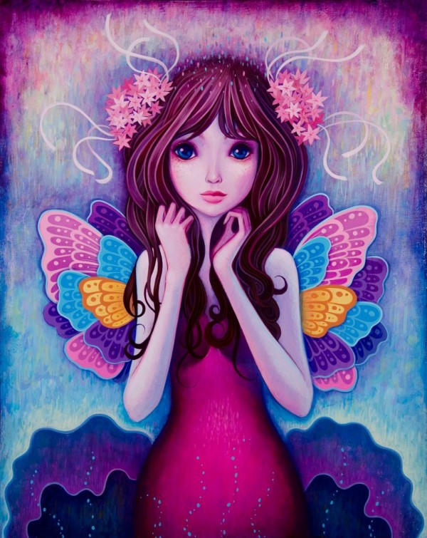 Surrealism Painting Art of Jeremiah Ketner