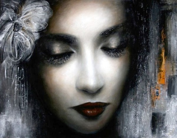 Yasuko - Inspirational Urban Paintings by Georges Armand