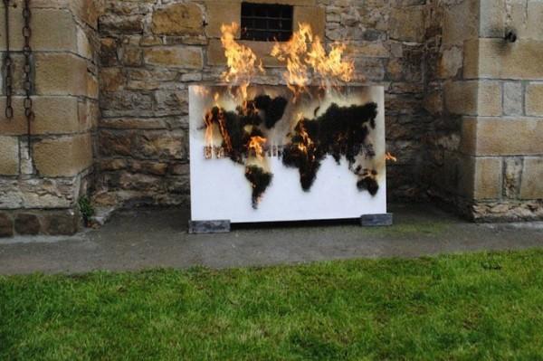 Flammable Design by Javier Jabalera and Mon Castel