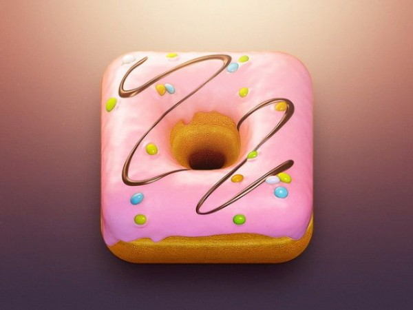 Beautiful Hyper-Realistic Icons by CreativeDash