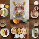 30 Perfectly Pleasing Symmetrical Breakfasts